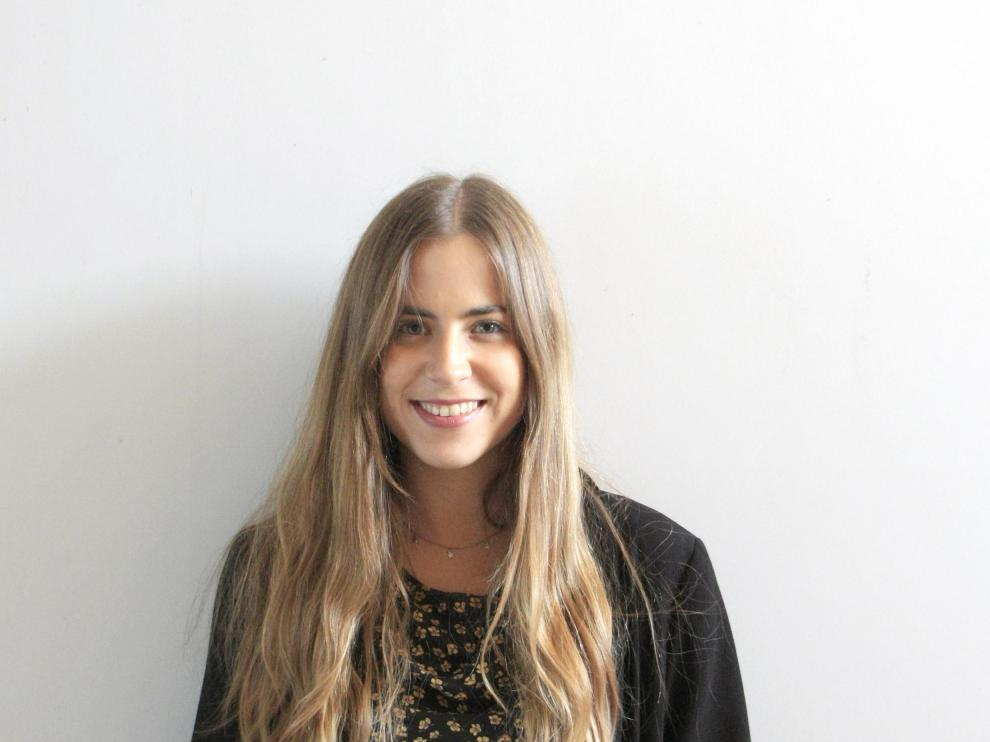 Susana Díez, ingeniera de diseño de producto y miembro del equipo premiado.