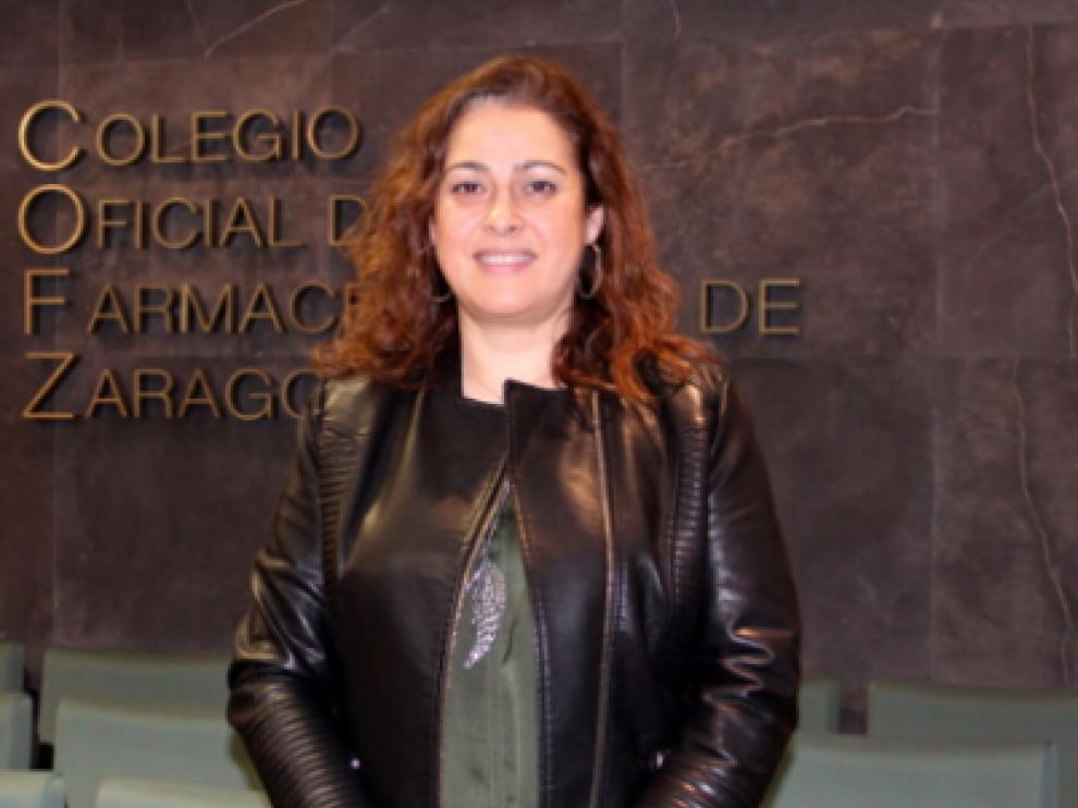 Raquel García Fuentes, nueva presidenta del Colegio de Farmacéuticos de Zaragoza