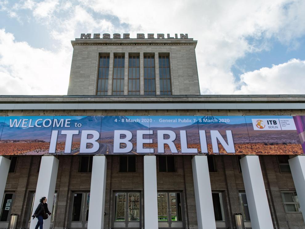International Travel Trade Show ITB Berlin is uncertain