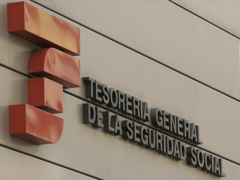 TESORERIA GENERAL DE LA SEGURIDAD SOCIAL / DIRECCION PROVINCIAL DE ZARAGOZA- AVDA CESARIA ALIERTA / 16-07-08 / FOTO: JUAN CARLOS ARCOS [[[HA ARCHIVO]]]
