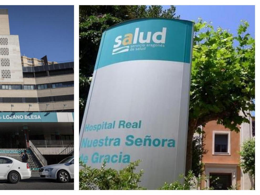 Hospital Clínico y Hospital Provincial, donde están los dos pacientes de coronavirus confirmados