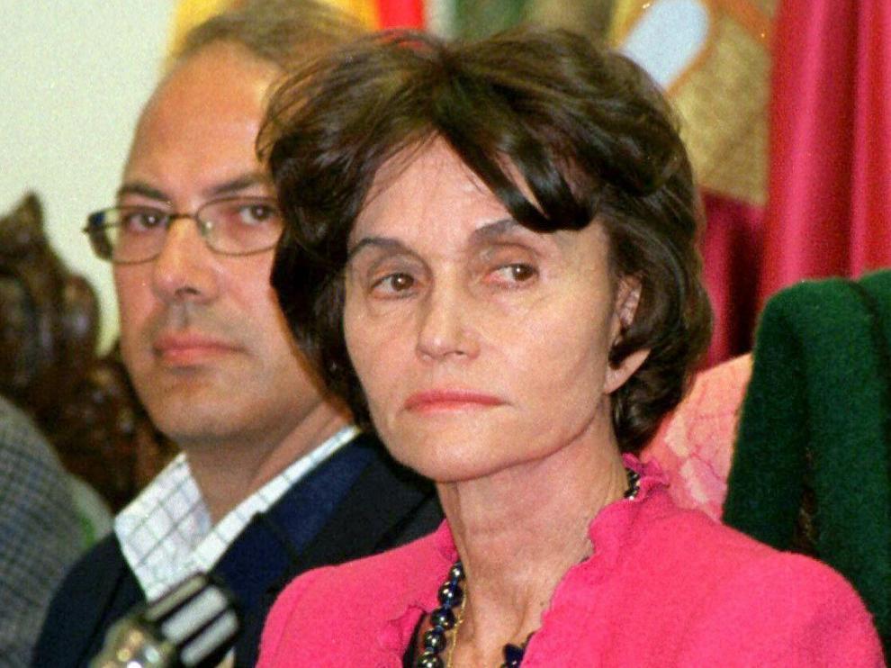 María Teresa de Borbón Parma,
