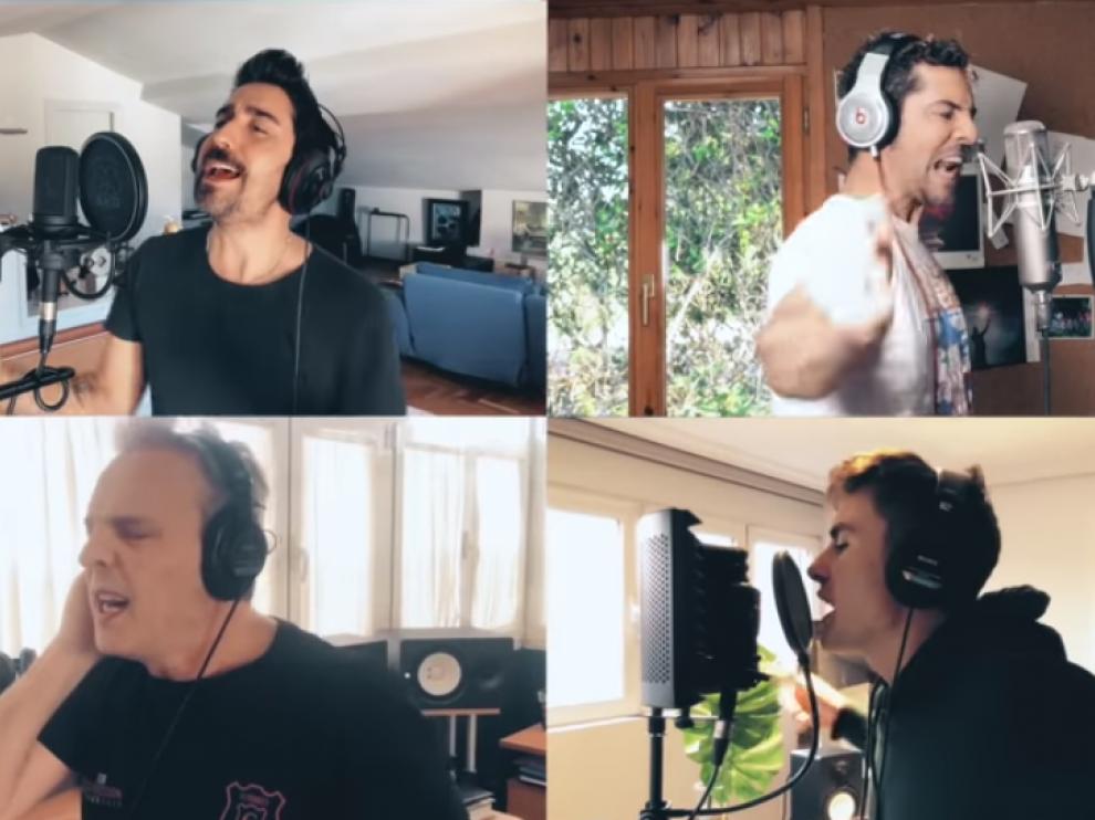 Cadena 100 estrena una nueva versión de la canción 'Resistiré'