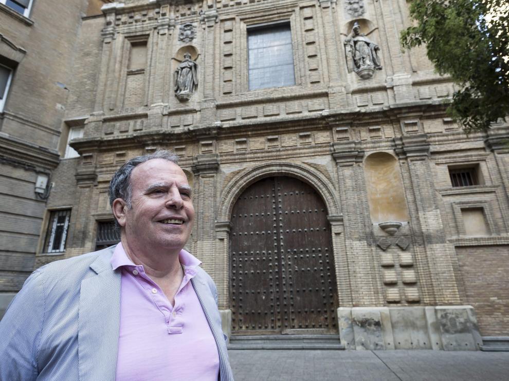 César Pérez Gracia publica 'Cartas del Coso'