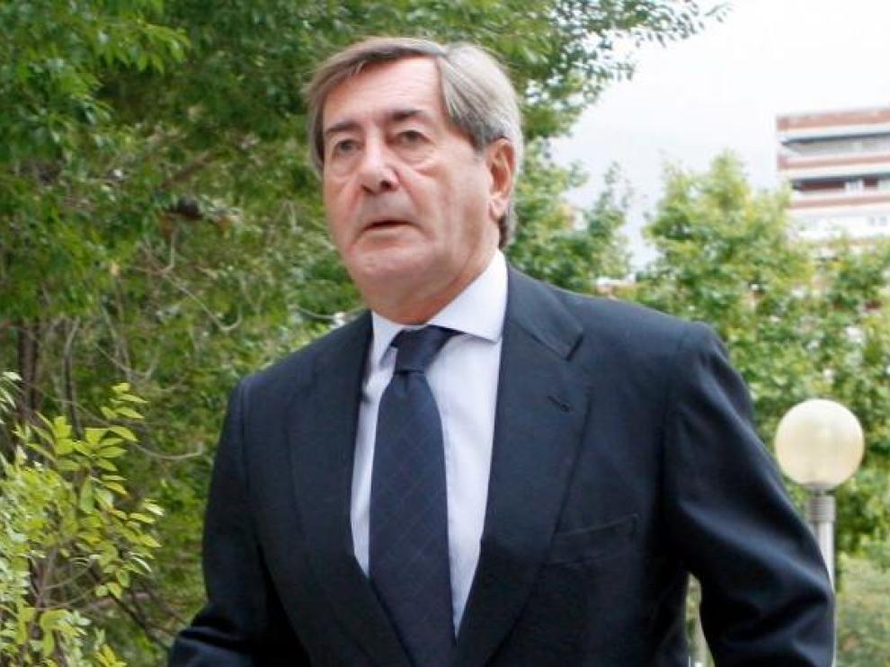 El empresario Alfonso Cortina.