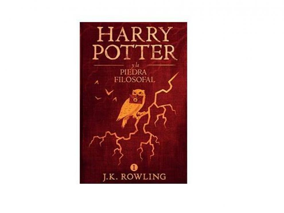 Harry Potter y la Piedra Filosofal.