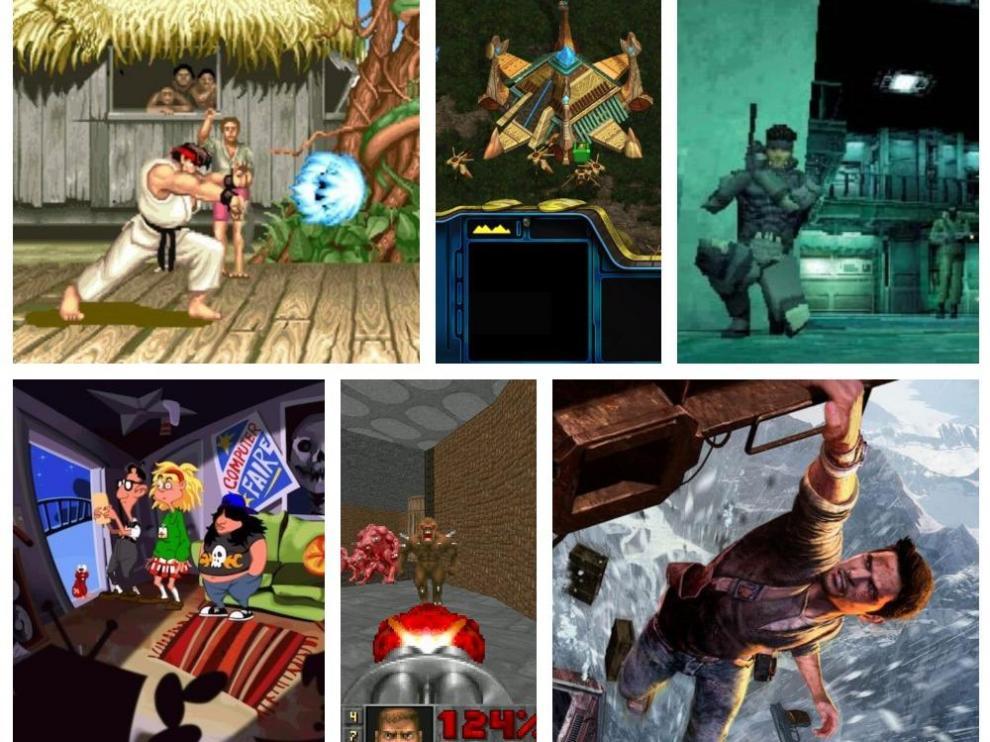 Estos videojuegos son verdaderas obras de arte imperecederas