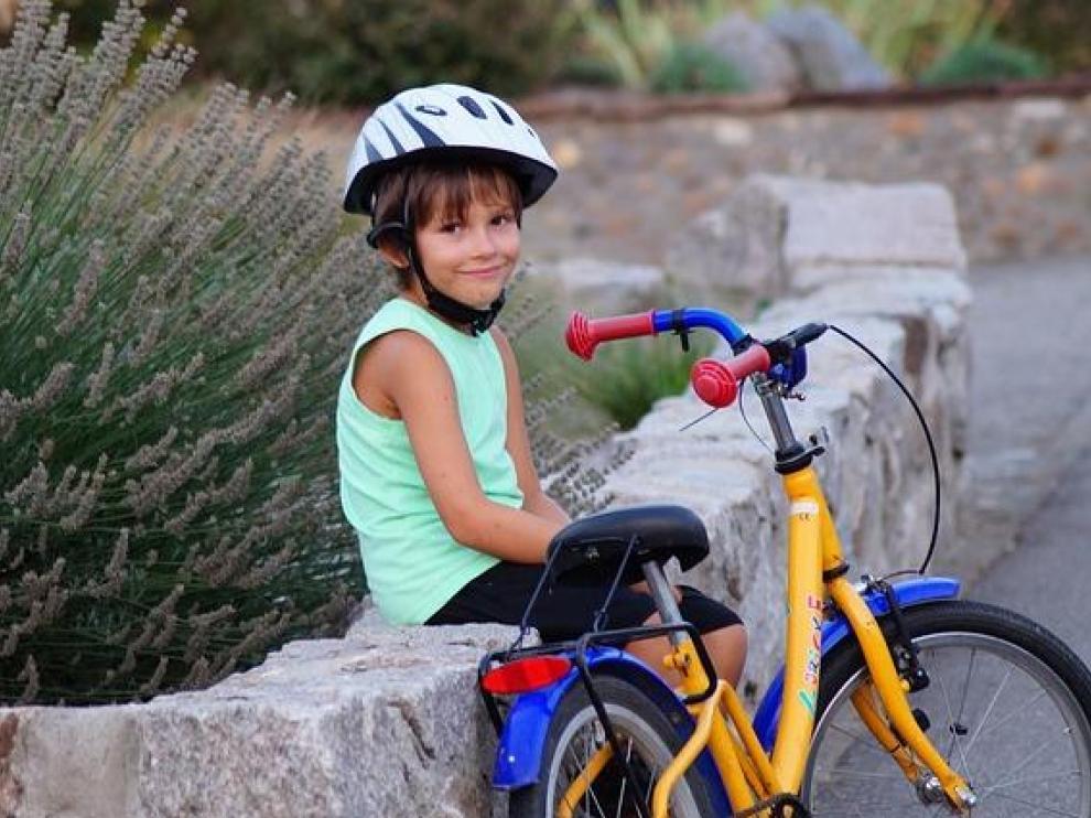 La posibilidad de salir con la bicicleta a dar paseos una de las medidas más esperadas por los pequeños