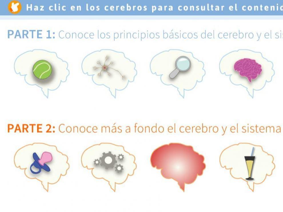 ¡Enamorate de tu cerebro' es la iniciativa puesta en marcha por Ambientech, Kern Pharma y la SEN.