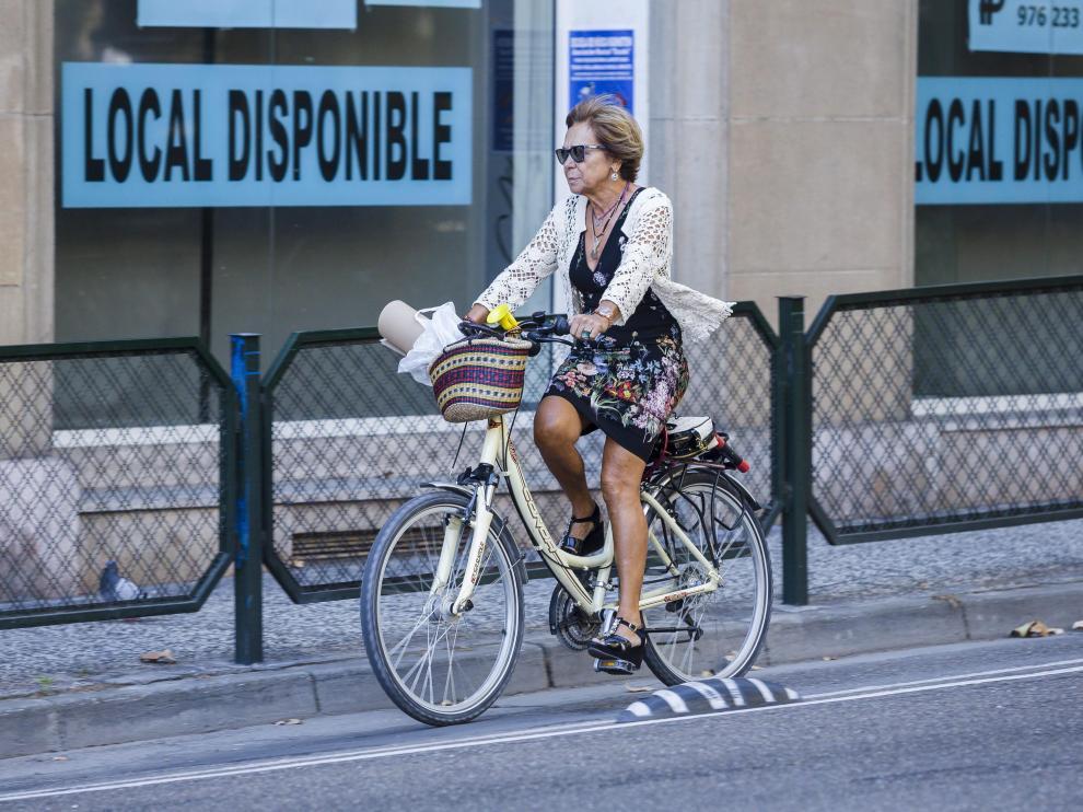¿Dónde está escrito que la bicicleta sea solo para los más jóvenes?