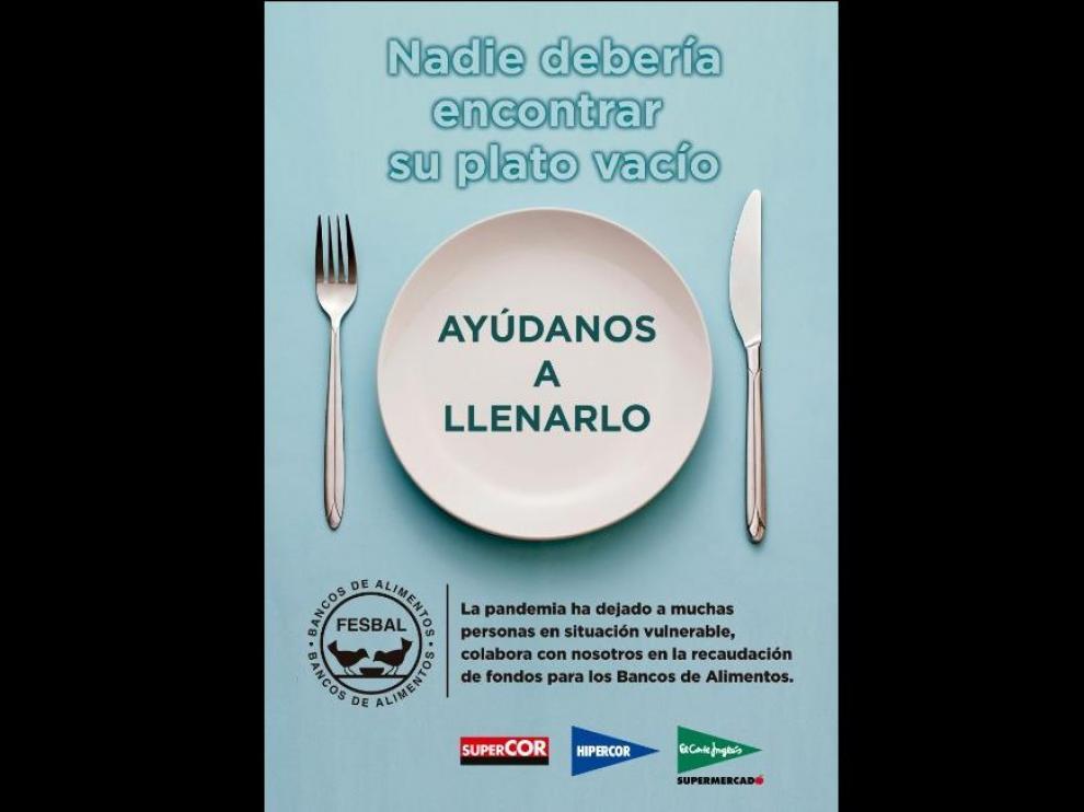 Imagen promocional de la campaña lanzada por El Corte Inglés.