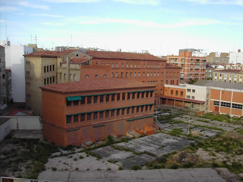 Colegio Jesús y María.