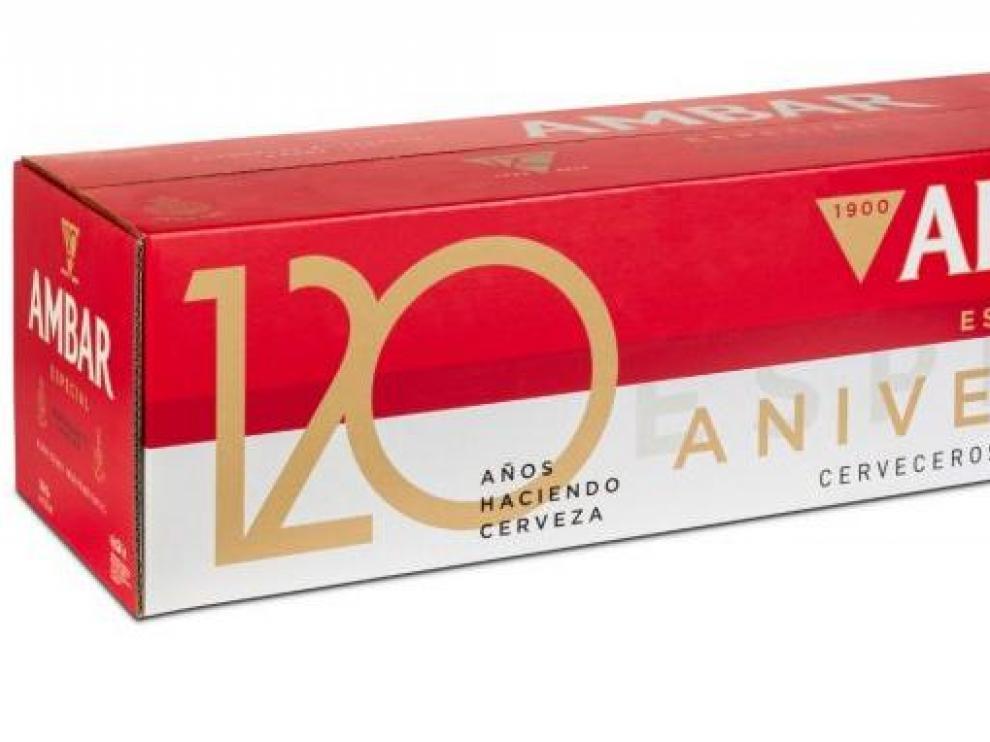 Pack Ambar especial por su 120 aniversario
