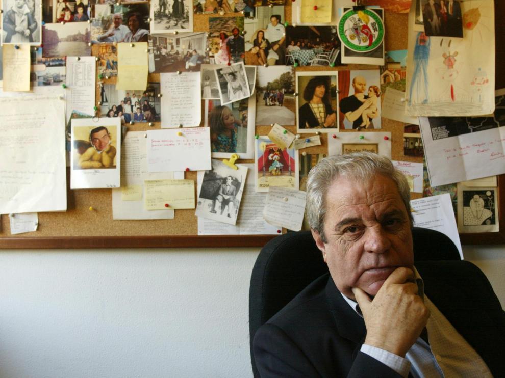 Fallece el novelista Juan Marsé.