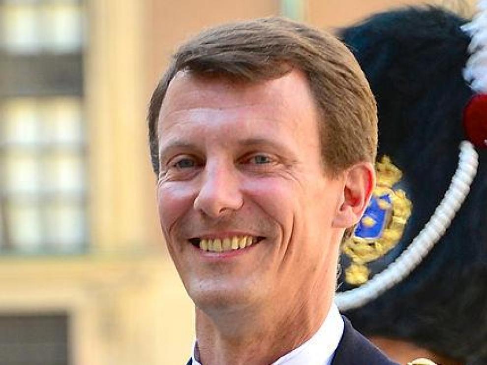 Joaquín de Dinamarca.