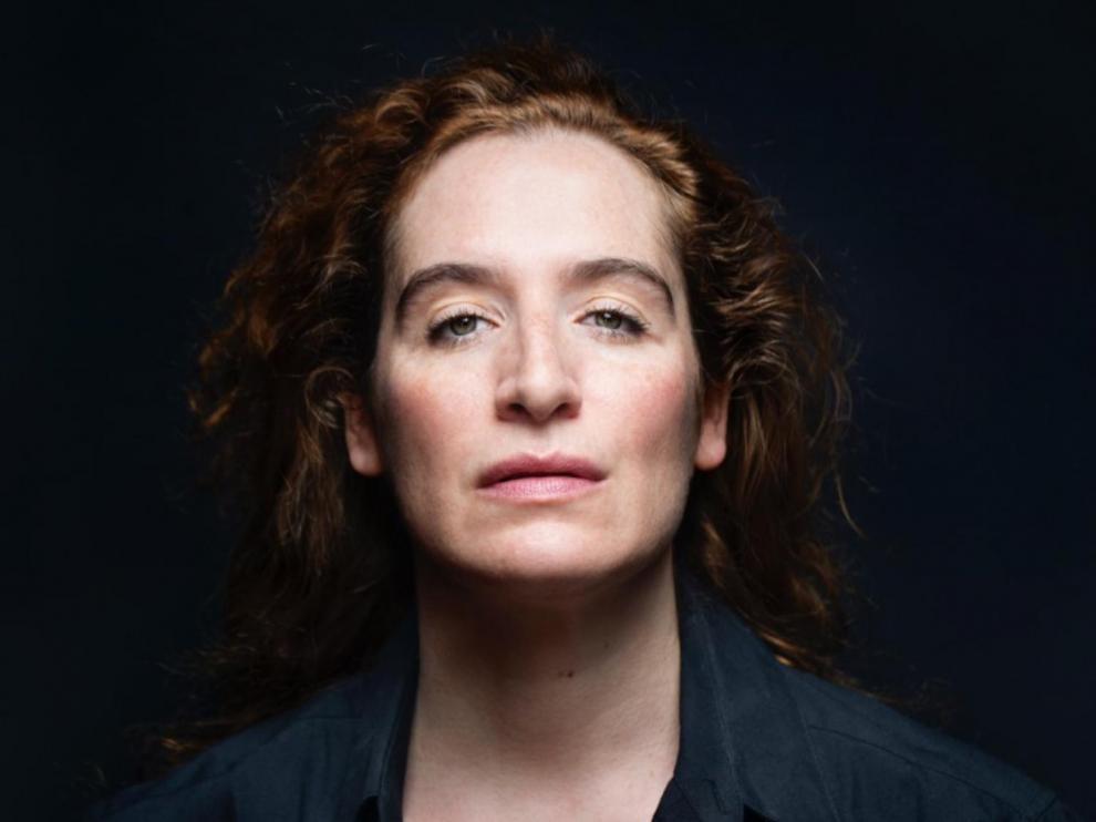 Silvia de Pé, actriz protagonista de 'El caballero incierto'