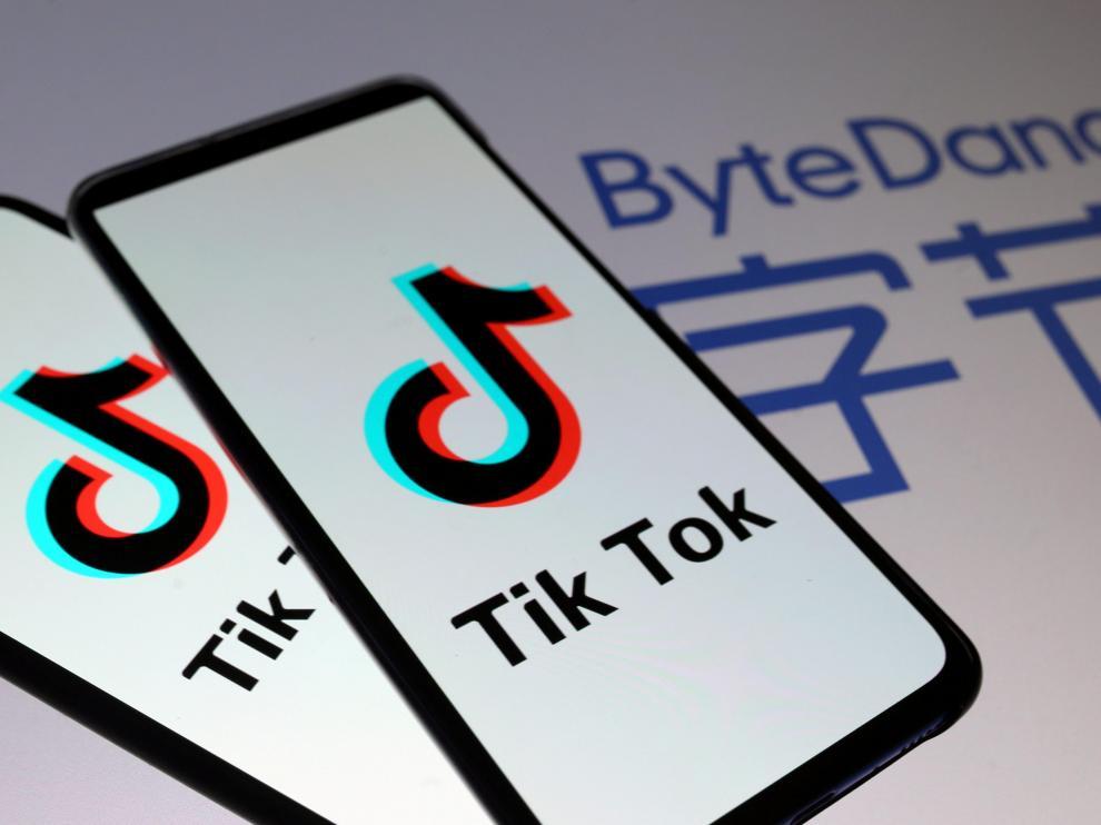 Trump amenaza con prohibir Tik Tok en Estados Unidos.