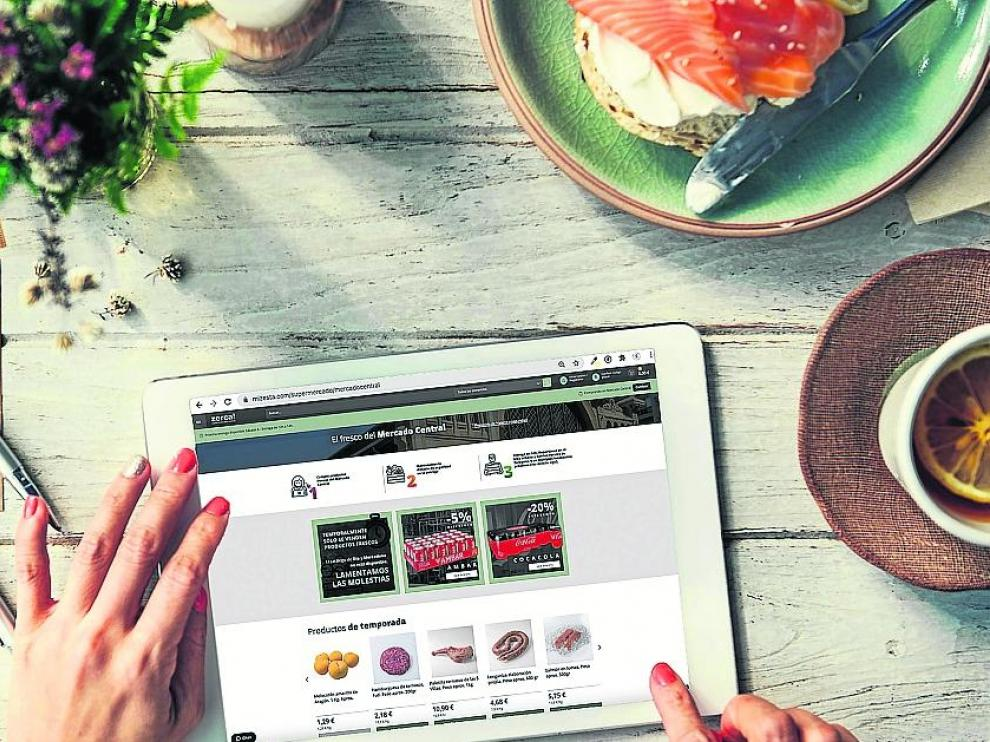La plataforma Zerca! está apoyando al sector agroalimentario dentro de su canal de ventas.