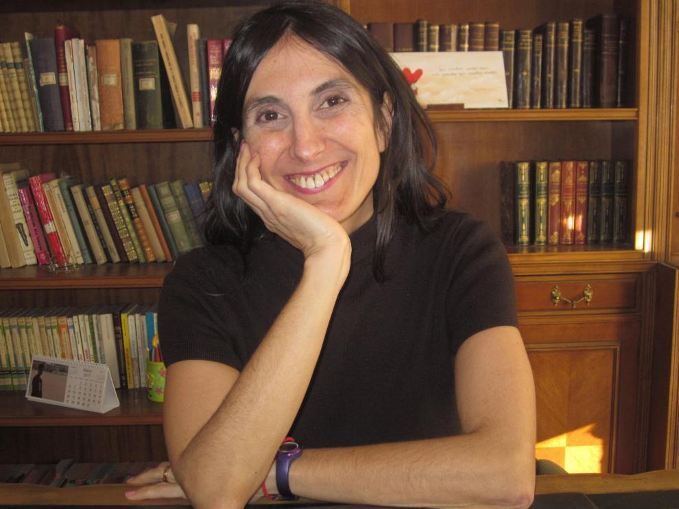 María José Ochoa, psicóloga experta en emergencias.