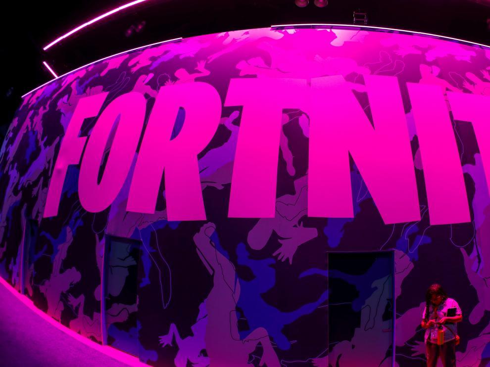 Una presentación de 'Fortnite'.