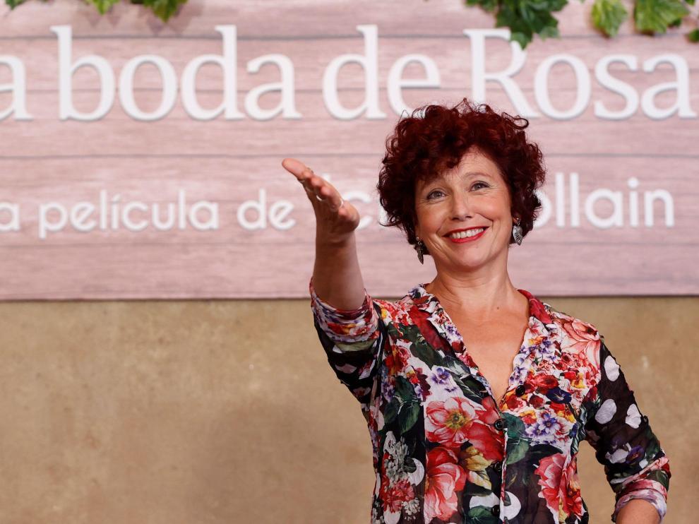 La directora Icíar Bollaín en el Festival de Málaga.