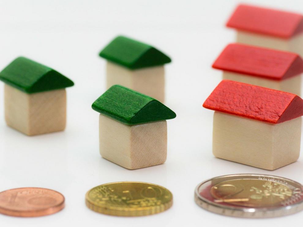 Las hipotecas, más baratas que nunca por la bajada del Euribor