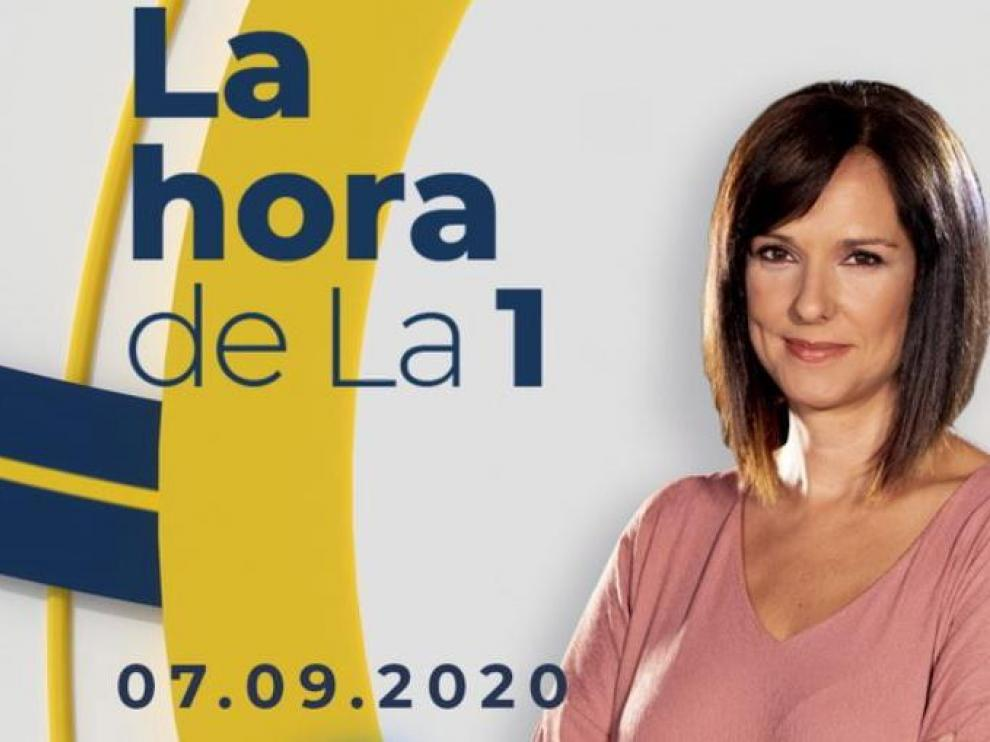 La Hora de La 1RTVE31/08/2020 [[[EP]]] [[[HA ARCHIVO]]] La Hora de La 1