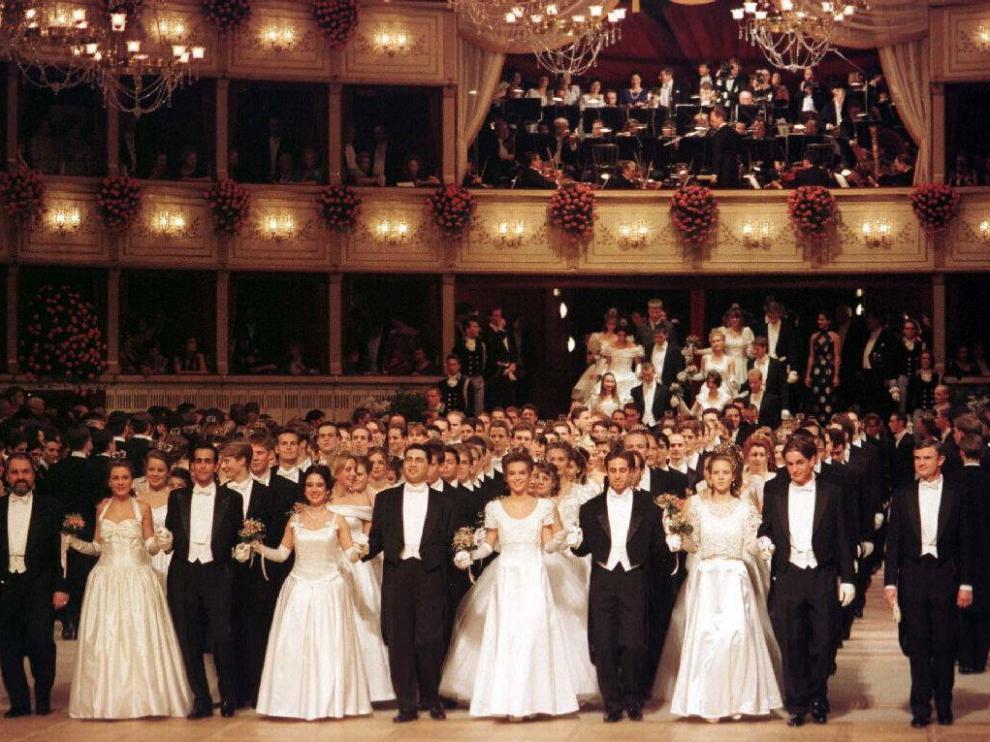 La Pandemia También Obliga A Cancelar El Baile De La ópera De Viena De 2021