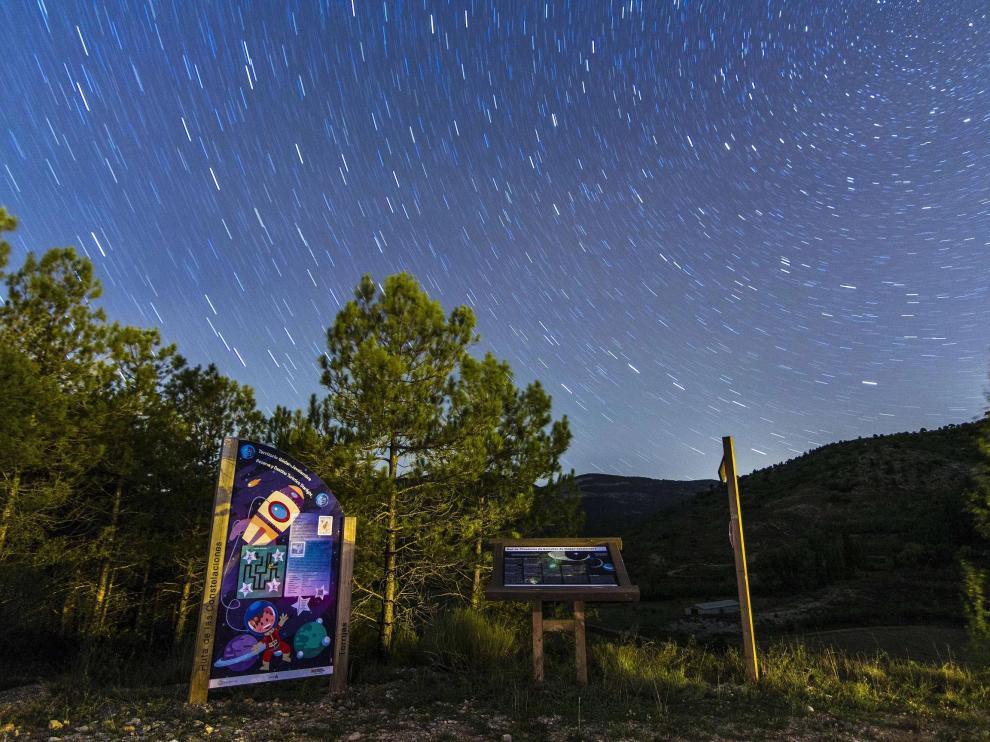 Miradores estelares en Gúdar-Javalambre.