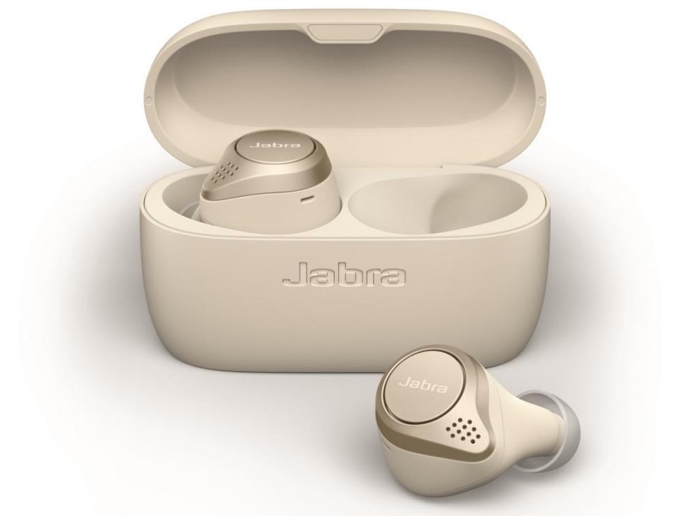 Los Jabra Elite 75t tendrán pronto cancelación activa de ruido, gracias a una actualización de software