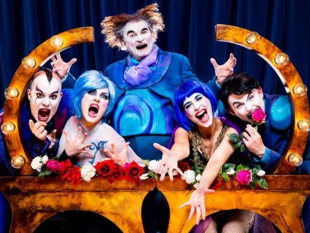 'The Opera Locos'.