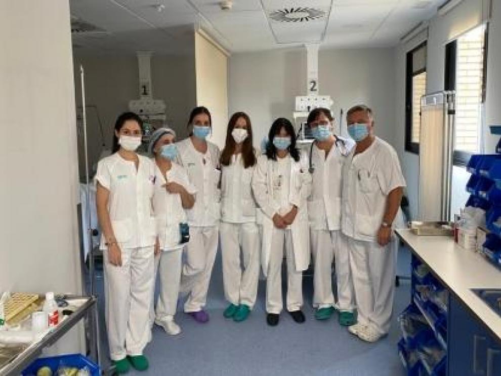 El Hospital Clínico dispone de una nueva Unidad de Ictus que podrá atender a 400 pacientes al año