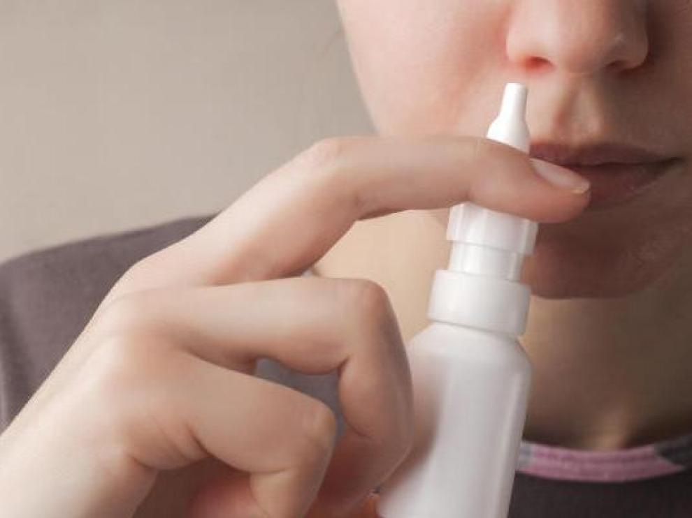 Este aerosol supuestamente refuerza el sistema inmunitario