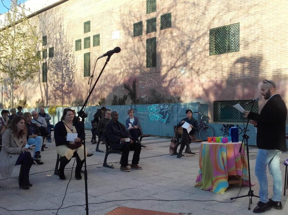 Recital celebrado en la edición del pasado año en Torrero