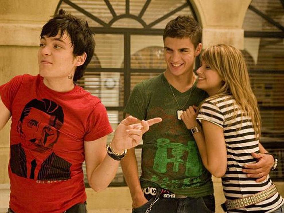 'Física o química' (2008) ganó un Ondas a la Mejor serie española