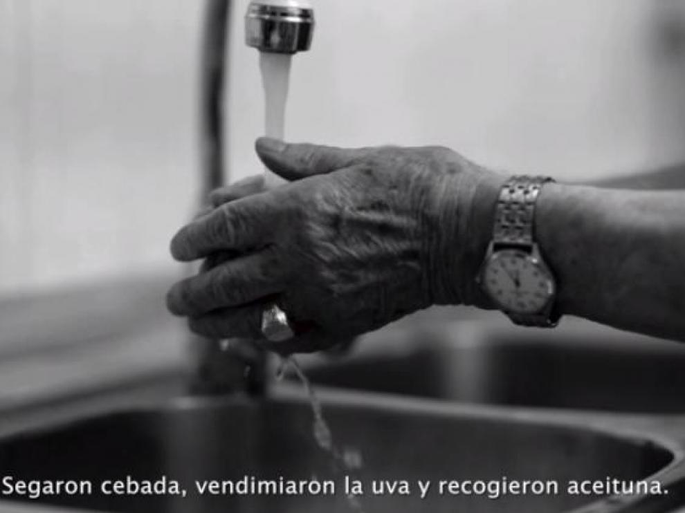 Vídeo para sensibilizar de que debemos proteger a nuestros mayores del coronavirus.