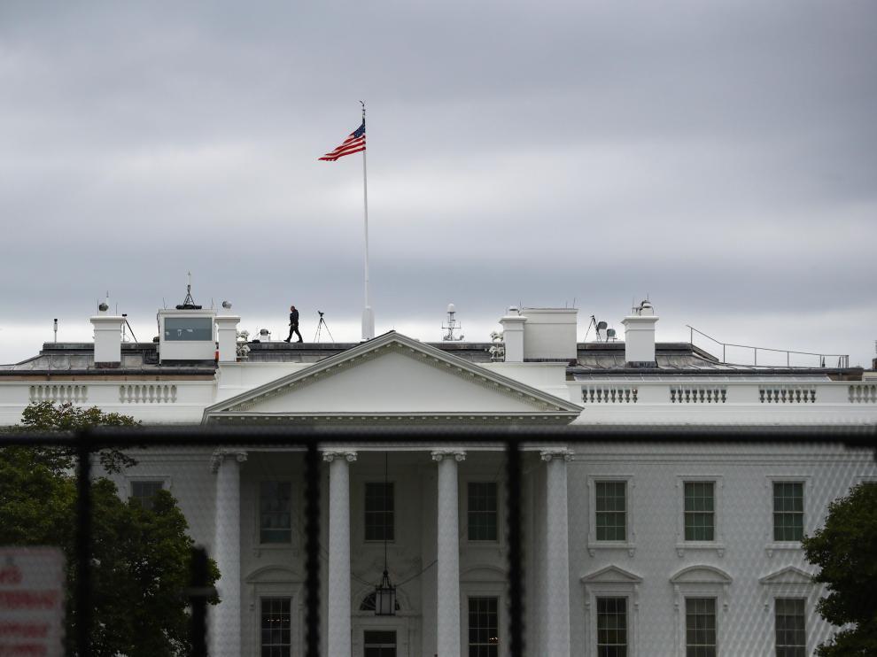 La Casa Blanca, residencia del presidente de EE. UU.