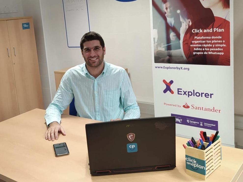 Sergio Escanilla es el creador de esta aplicación de ocio.