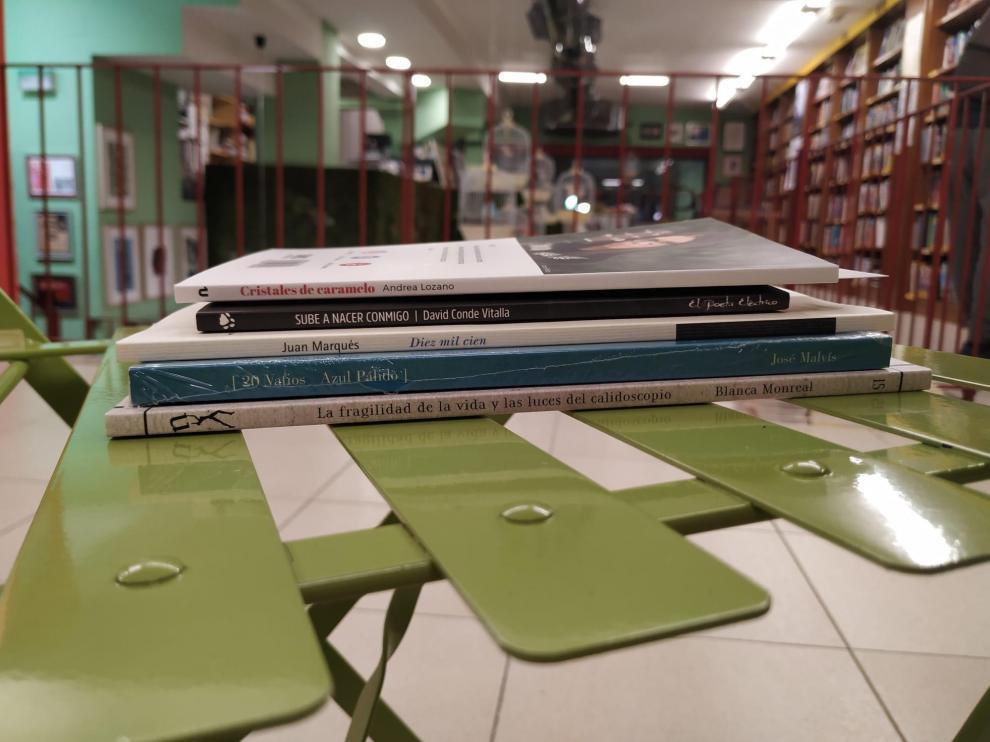 Libros recomendados por la librería Calamo.