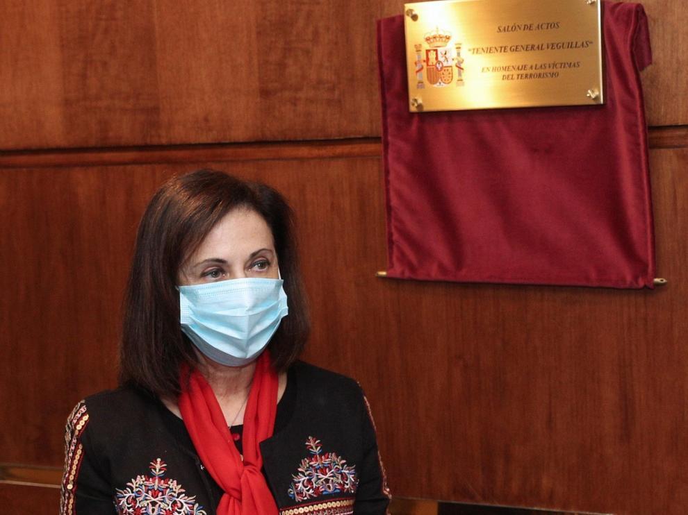 Ministra Margarita Robles