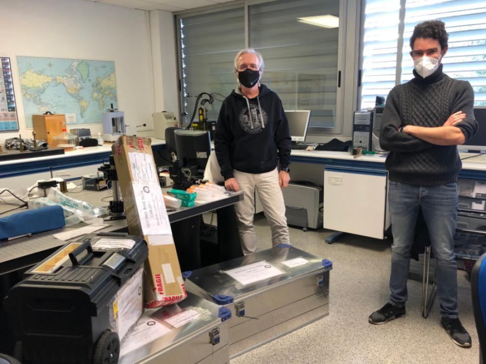 La Universidad de Zaragoza vuelve a la Antártida para analizar la calidad del aire
