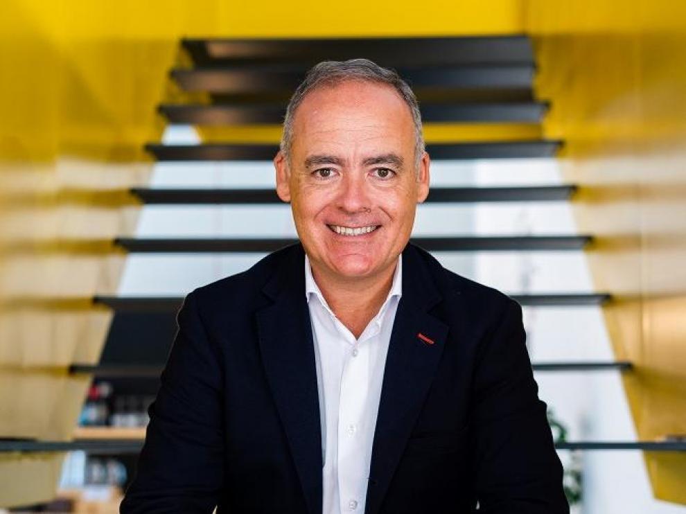 Javier Rodríguez Zapatero, economista y ex directivo de Google.