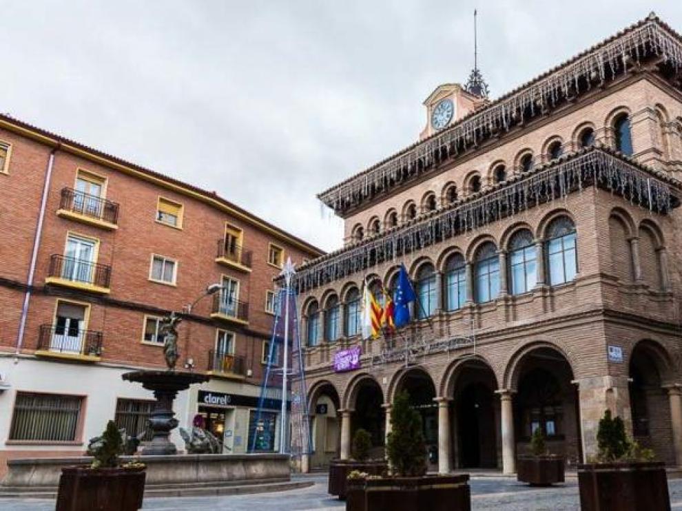 Ayuntamiento de Cariñena.