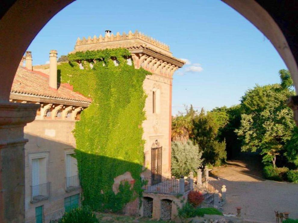 Palacio de los Duques de Villahermosa, en Pedrola. Turismo Ribera Alta del Ebro