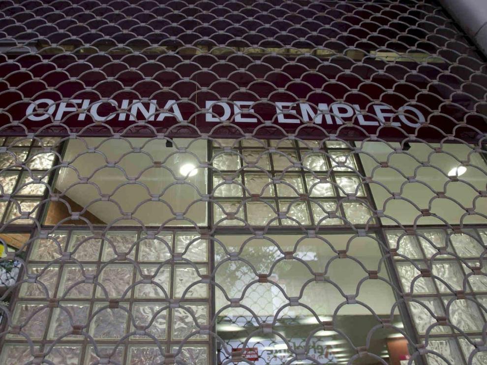 Oficina de empleo en Zaragoza. Inaem.