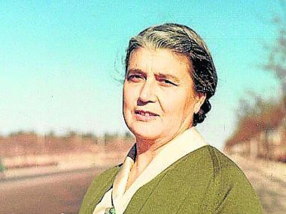 María Moliner, 40 años después de su adiós.