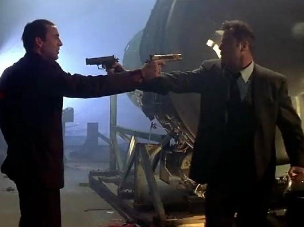 'Cara a cara' fue una de las películas más taquilleras en 1997.