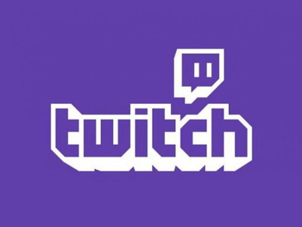 El logo de Twitch
