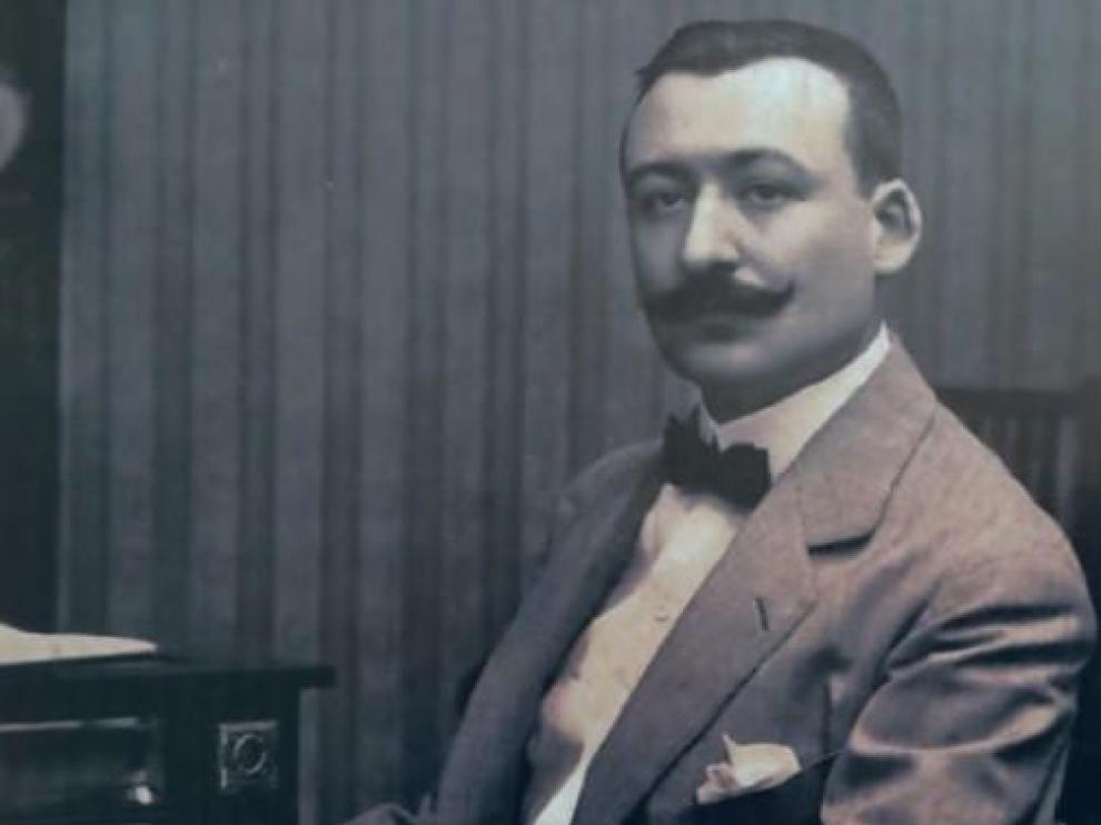 Fidel Pagés, médico militar oscense que inventó la epidural en 1921.