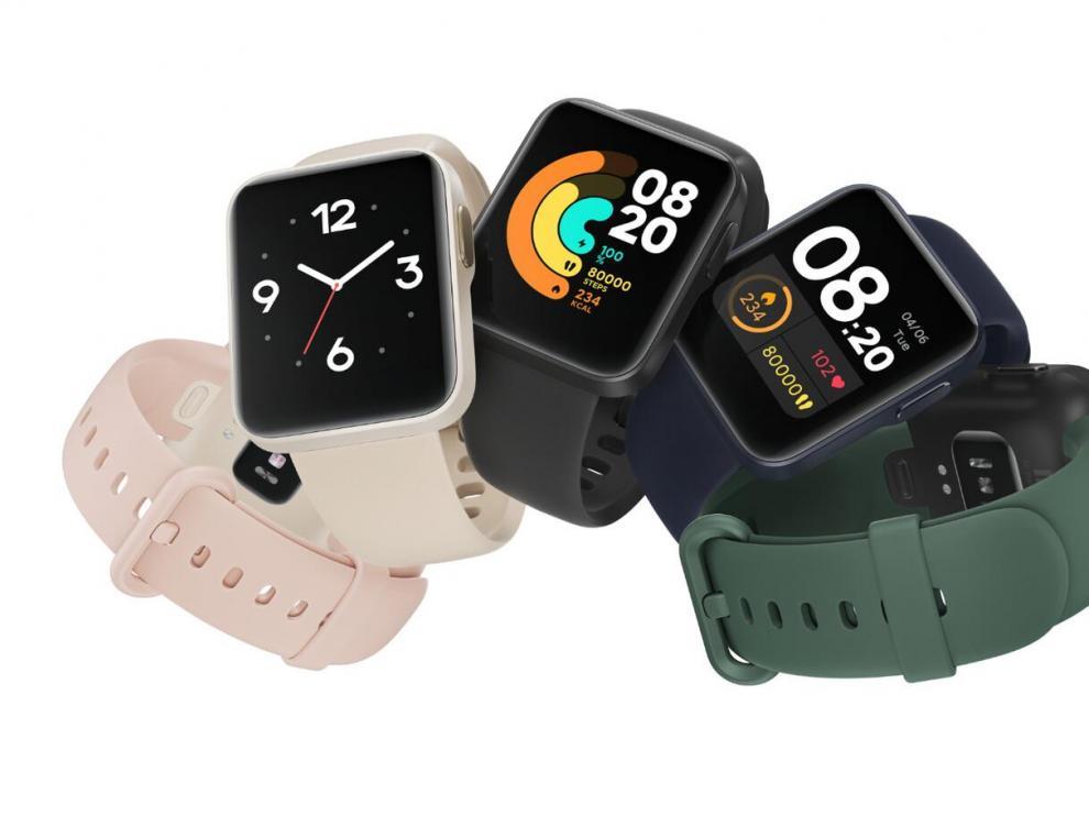 El Xiaomi Mi Watch Lite está bien diseñado pero, cuándo lo miras de cerca, ves enseguida que no es premium